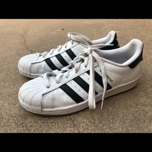 Adidas superstar Ortholite men's shoes size 7